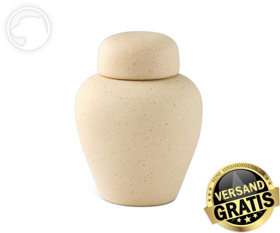 Tierurne Ceramica 1,0 Liter sand