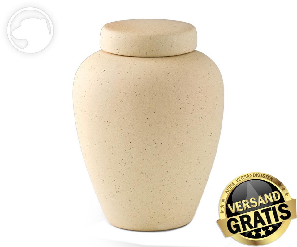 Tierurne Ceramica 2,8 Liter sand