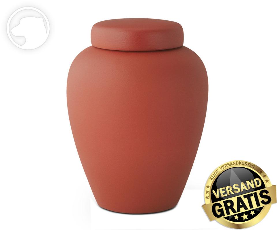 Tierurne Ceramica 2,8 Liter terrakotta