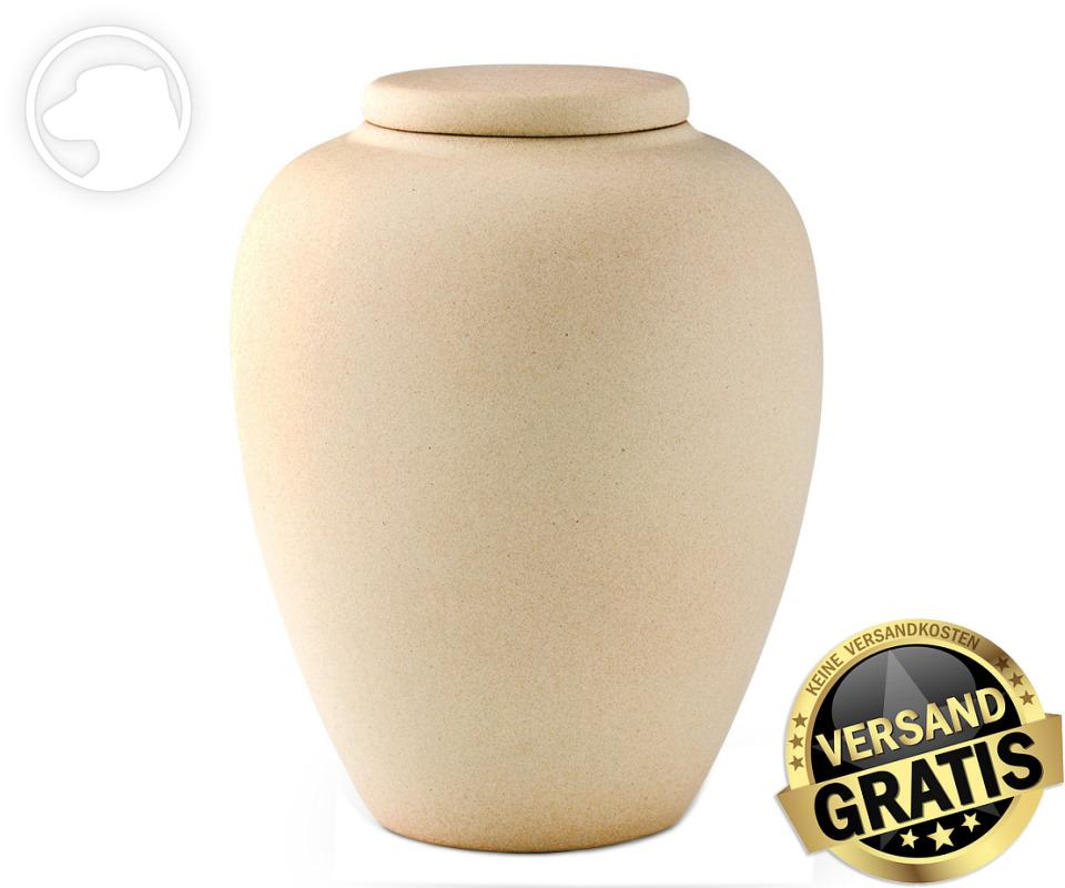 Tierurne Ceramica 4,0 Liter sand